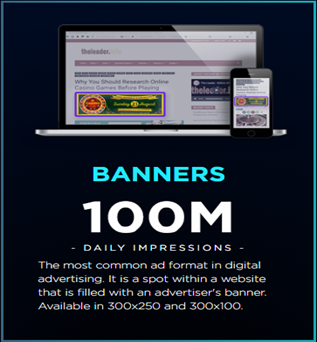 Traffic Nomads Banners