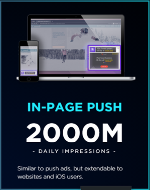 Traffic Nomads In-Page Push